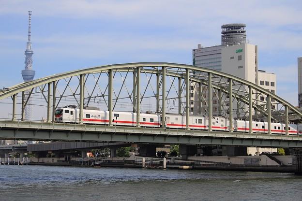 Photos: 中央・総武線検測
