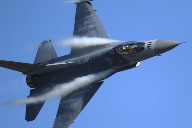 PACAF F-16デモチーム