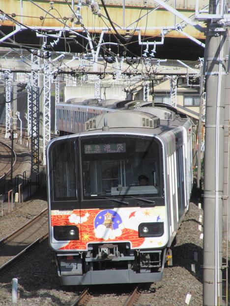 東武50090系51092F 池袋川越アートトレイン