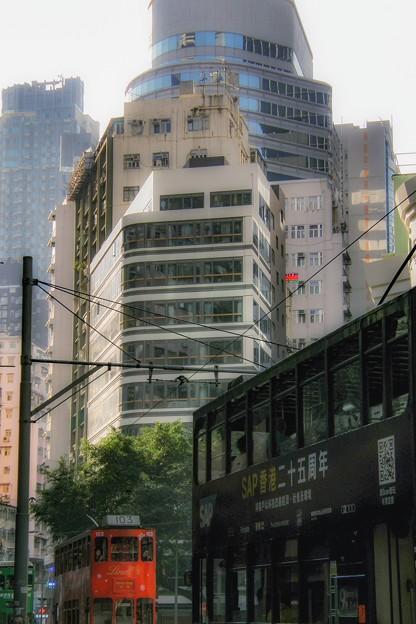 写真: 香港 フィルター