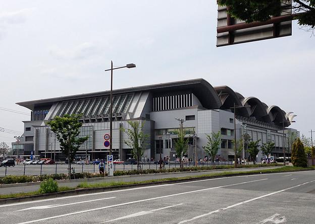 写真: マリンメッセ福岡