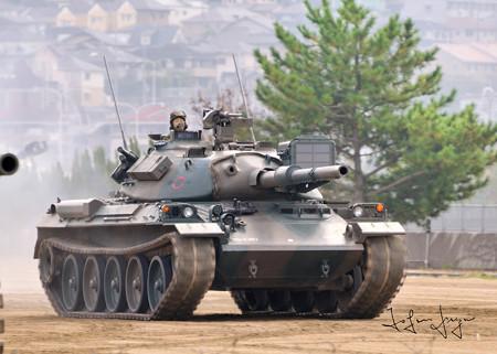 74式突撃