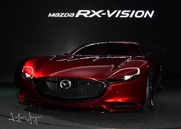 マツダRX-VISION