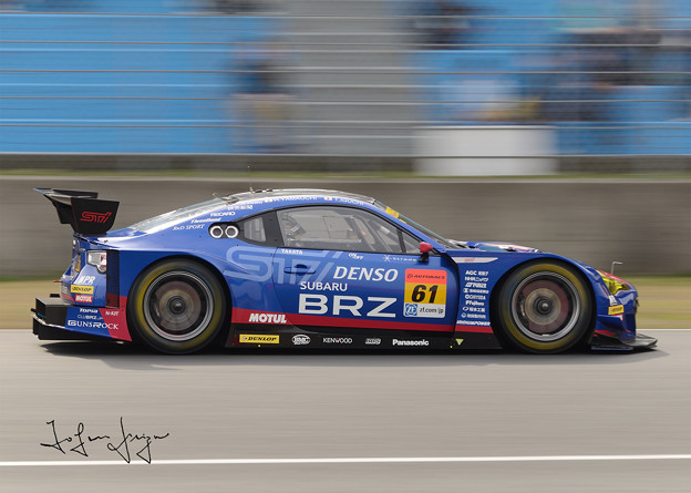 写真: R&D SPORT BR-Z