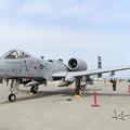 写真: A-10地上展示