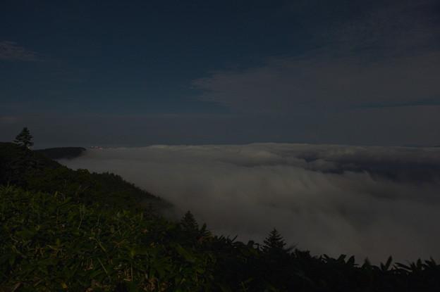 Photos: 月光雲海