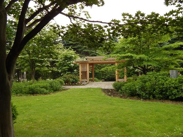 百合が原公園~世界の庭園