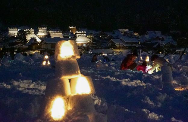雪灯篭つくりDSC06620_ed