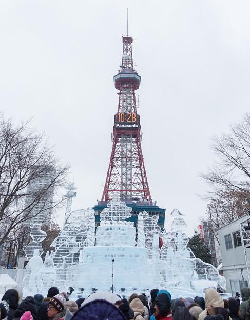 雪まつり開会TV塔DSC00055_ed