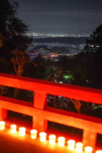 生駒奥の院夜景DSC02687_ed