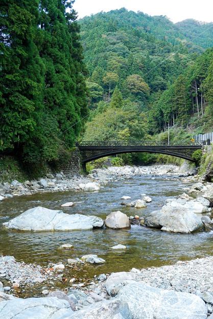 写真: 鋳鉄橋DSC05645_ed