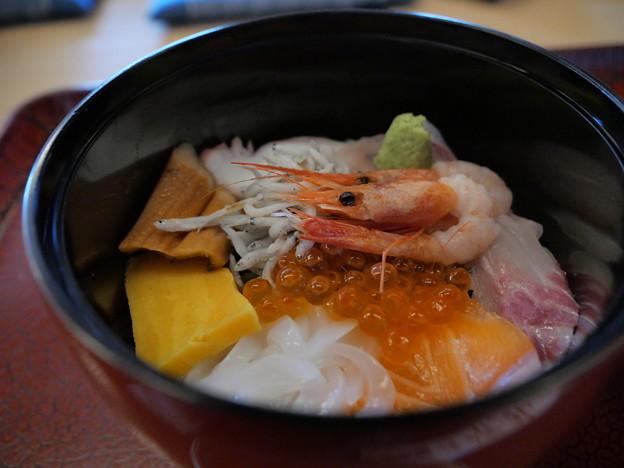 海鮮丼PANA0137