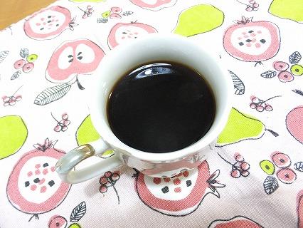 たんぽぽコーヒー 仕上がり