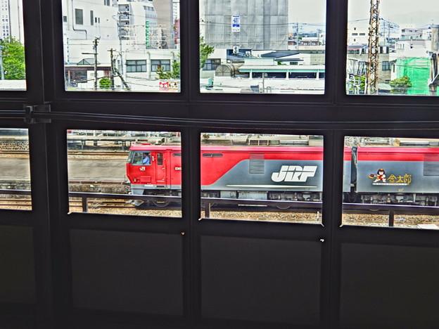 窓越しEH500形 VOL.1