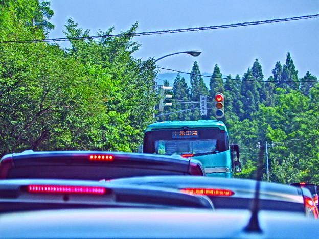 八甲田・奥入瀬方面は大渋滞でした^^;