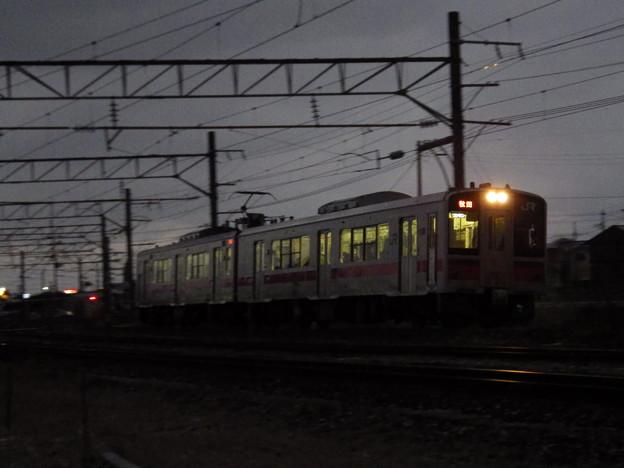 秋田行き701系