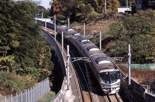 TX-1000系(つくばエクスプレス)(2008年11月撮影)