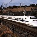 Photos: 700系(東海道新幹線)(2008年12月撮影)