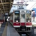 写真: 東武6050系(東武伊勢崎線)(2009年2月撮影)