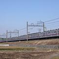 写真: 東武10000系(東武東上線)(2009年2月撮影)