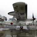 三沢基地航空祭 24 E-2C