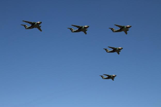 入間基地航空祭09 第402飛行隊 C-1
