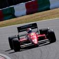 #28 Ferrari F187 松田次生選手
