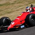 写真: #28 Ferrari F187 ジャン・アレジさん