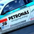 #36 PETRONAS TOM'S SC430 関谷正徳監督