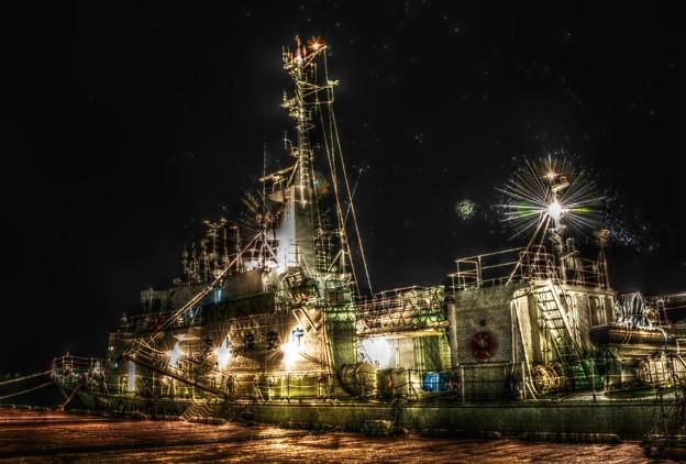 Night Vision ~巡視船かの~