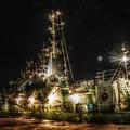 写真: Night Vision ~巡視船かの~