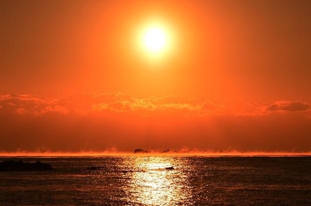写真: MorningVision ~海霧~