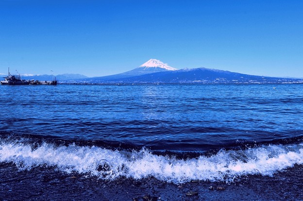 Blue SKY&SEA ~西浦江梨海岸~