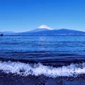 写真: Blue SKY&SEA ~西浦江梨海岸~