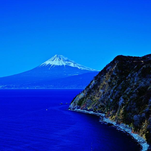 Blue Sky&Sea ~井田展望台~