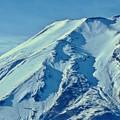 写真: 冬富士 ~天空への途~
