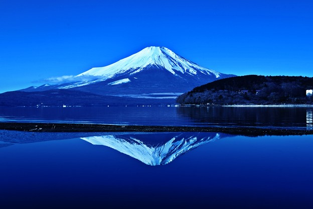 真冬の造景 ~Mt.FUJI~
