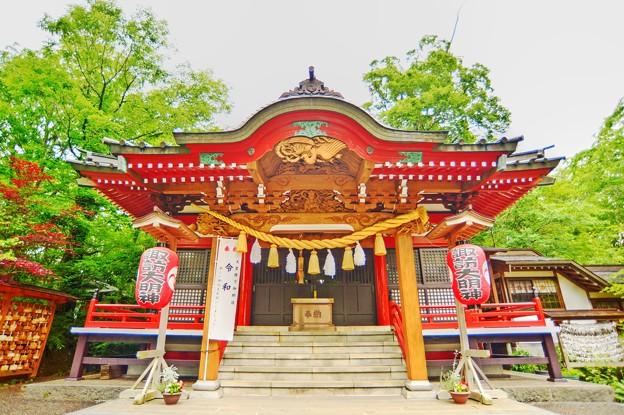 安産祭りまで・・・あと45日 ~山中諏訪神社~