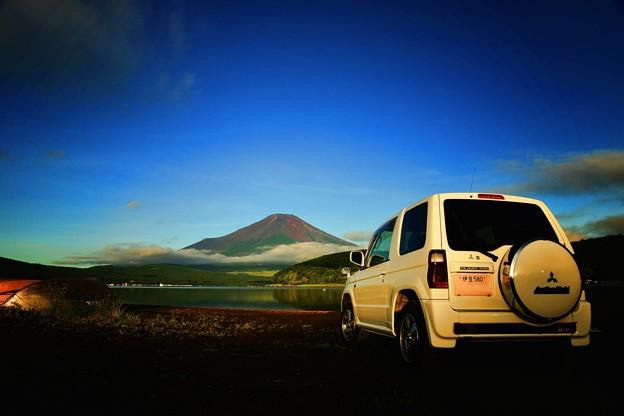 夜明けの・・・Mt.Fuji ~夏~