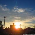 2962 夕陽終了