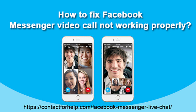 How to fix Facebook Messenger video call not working properly