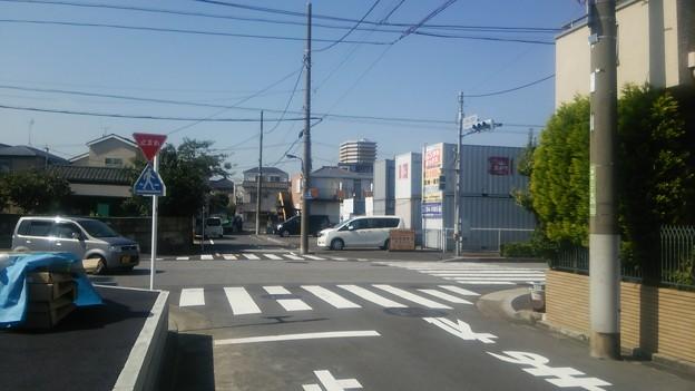 【足立区栗原にて6】ここは石塚公園北