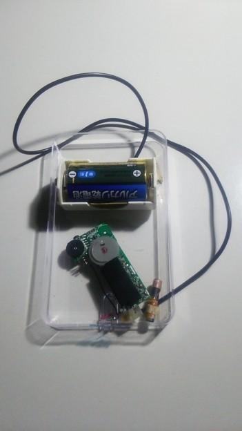 電池がどれでもラジオ その1