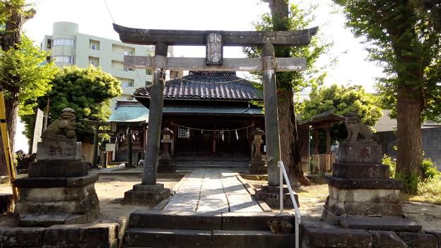 千葉県松戸市のパワースポット3