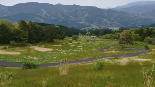 岡山県内最古のスキー場「大ケ山スキー場」