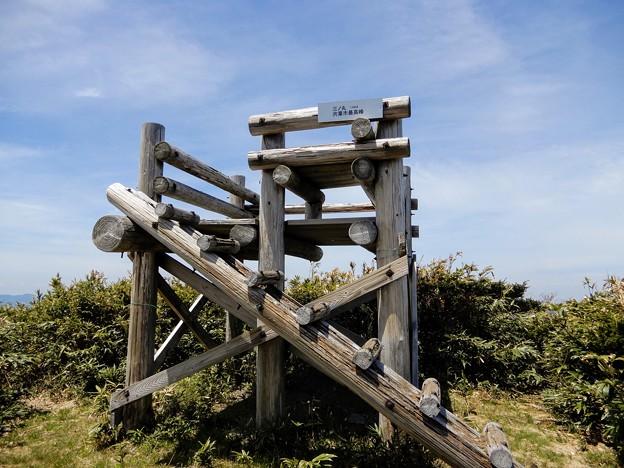 三ノ丸展望台の櫓