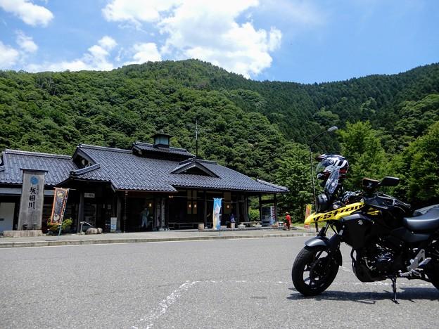 Photos: 道の駅あゆの里矢田川