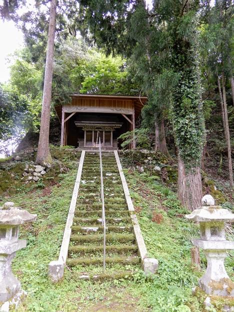 ほそ椒(ほそき)神社