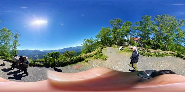 【360カメラ】しらびそ高原