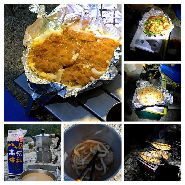 Photos: キャンプ飯 パート2